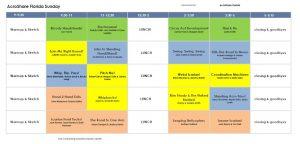 sat schedule jpeg128